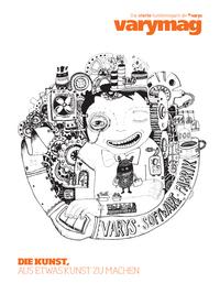 varymag - das vierte Kundenmagazin