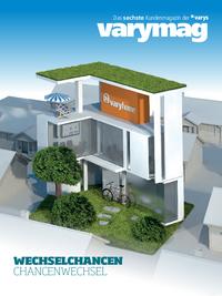 varymag - das sechste Kundenmagazin
