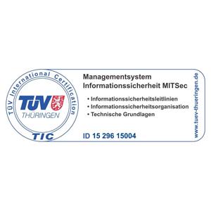 TÜV MITSec 2018