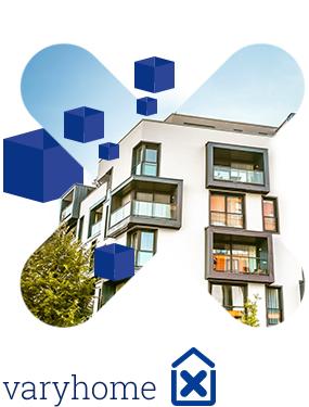 varyhome für Wohnungswirtschaft